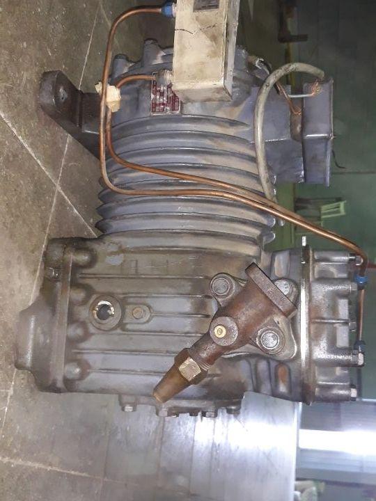 compressor de la cámara frigorifica