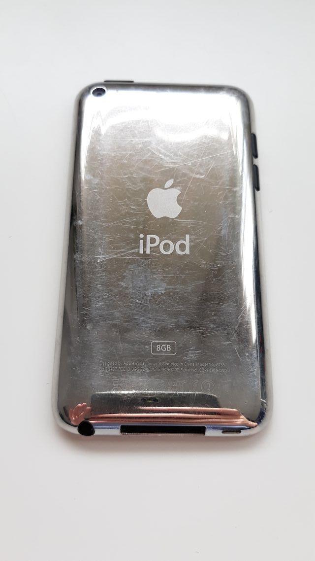 IPod touch 8gb cuarta generación (NO ENCIENDE) de segunda ...
