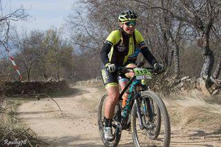 Bici MTB carbono