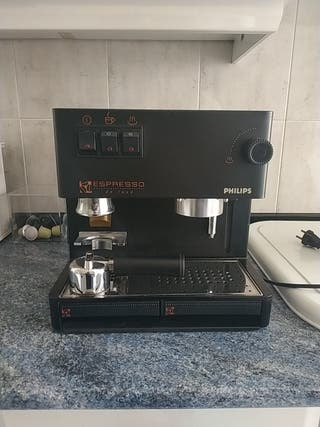 cafetera Phillips profesional