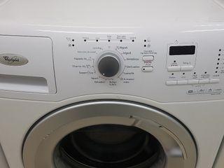 lavadora marca whirlpool 8kg RPM 1000 clase A+A