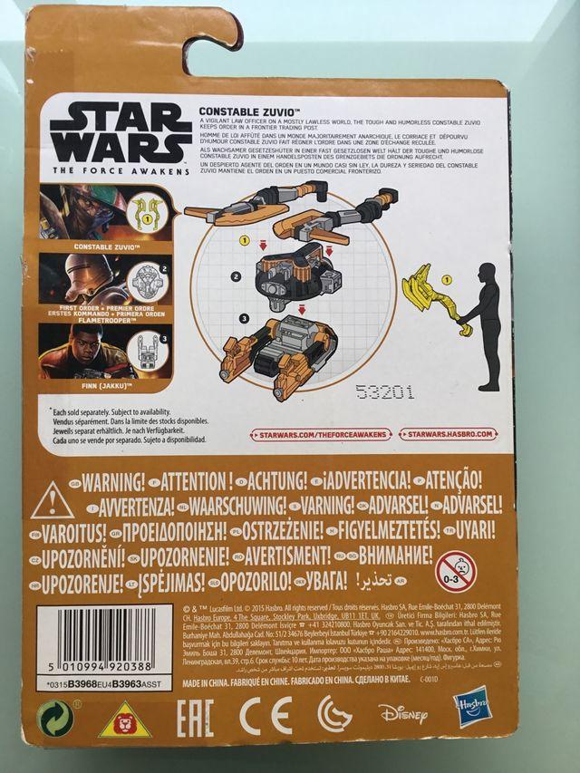 Star Wars Constable Zuvio Hasbro