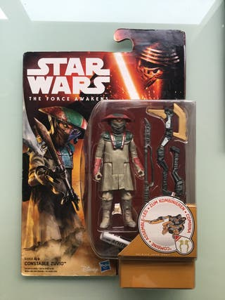 Star Wars Constable Zuvio Hasbro