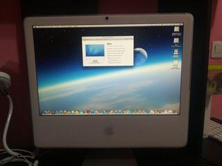 iMac con 1000gb y 4 de ram
