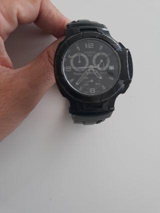 reloj Tissot T.RACE color negro