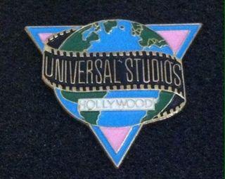 PIN UNIVERSAL STUDIOS HOLLYWOOD