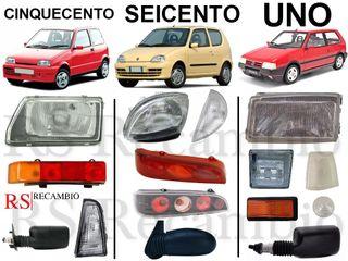 RECAMBIOS FIAT CINQUECENTO SEICENTO UNO -75%