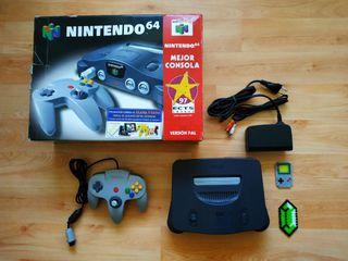 Nintendo 64 - Consola