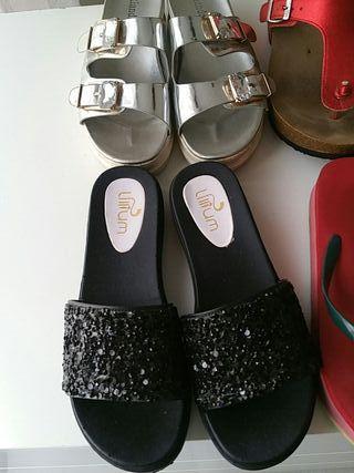 zapatos señora número 37