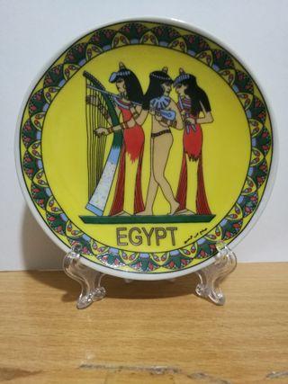 Plato Egipcio, Músicos Egipcios.