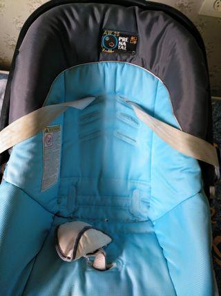 Silla coche para recién nacido