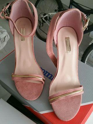 zapato de cóctel