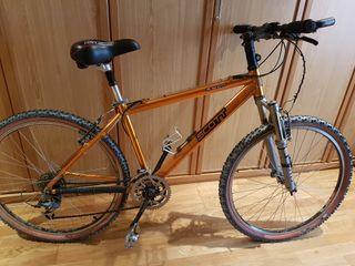 Bici muy ligera cuadro scandium menos de 1,100 kg