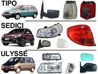 RECAMBIOS FIAT TIPO SEDICI ULYSSE ----- -75%