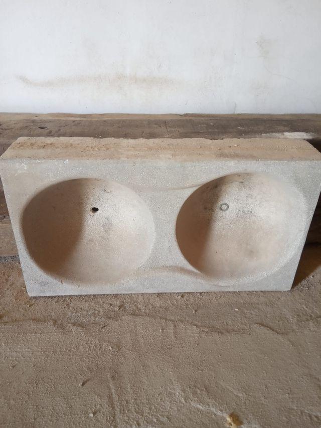 Fregadero Antiguo 2 senos