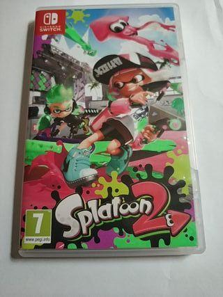 Juego Nintendo Switch SPLATOON2
