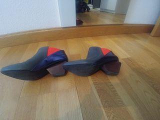 zapatos united nude