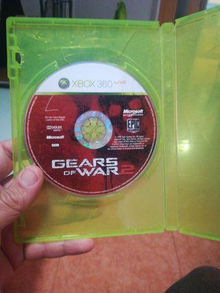 juego gears of War 2
