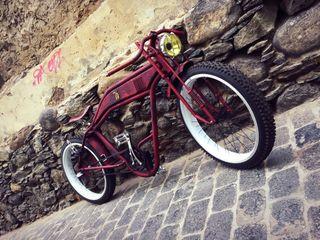 Bicicleta Custom única