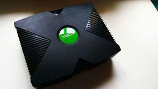 Consola XBOX Clásica (Luz Roja)