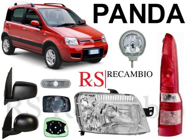 RECAMBIOS FIAT NUEVO PANDA --- - 75%