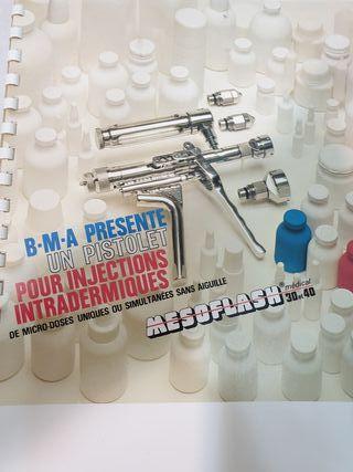 mesoflash pistola para mesoterapia