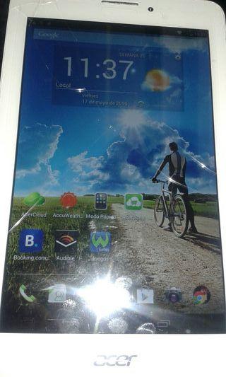 vendo tablet.