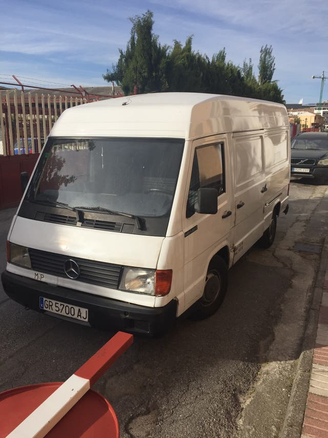 Mercedes-Benz MB 140 D año 1995