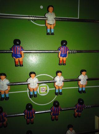 futbolin de juguete