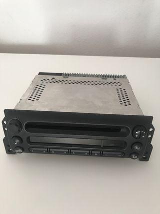 Radio mini cooper one r53 original