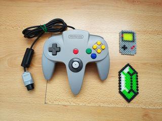 Nintendo 64 - Mando Gris