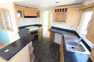 Oferta módulo casa móvil 3 dormitorios 11x4 metros