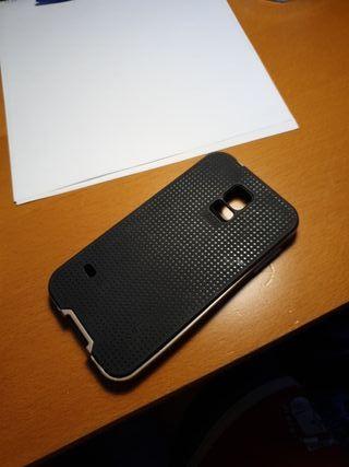Funda Galaxy S5 Spigen neo hybrid