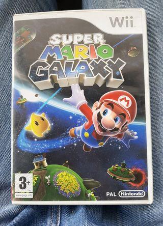Súper Mario Galaxy