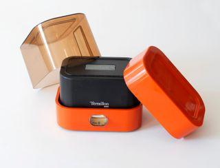 Báscula de cocina Terraillon 4000 naranja. France