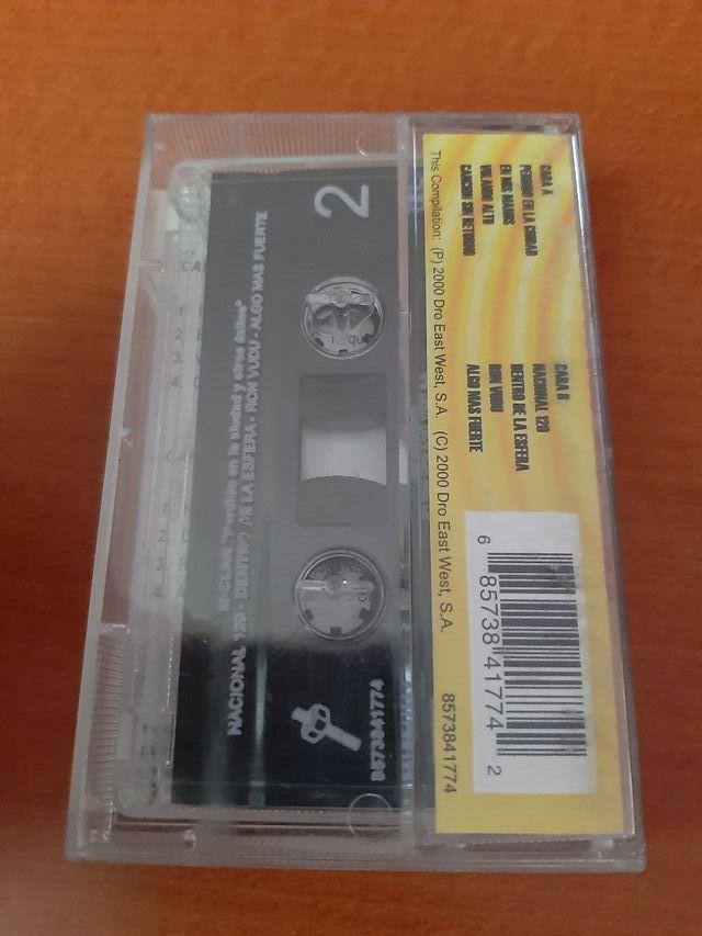 1 Cassette M-Clan