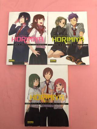 Manga Horimiya