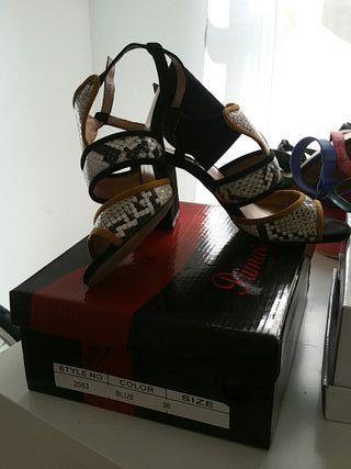 zapatos de tacón buen estado