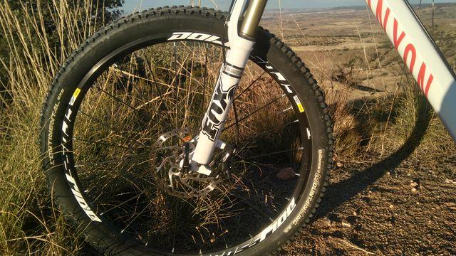 canyon nerve bici montaña