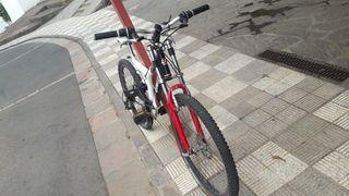 bicicleta descenso