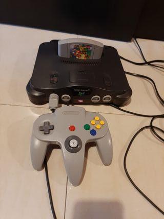 Nintendo 64+Mario 64