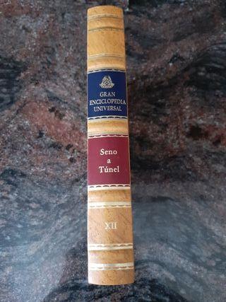 Libro Gran Enciclopedia Universal. Tomo XII