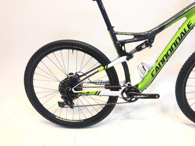 DESDE 59€/MES CANNONDALE SCALPEL 29'' T.L NX 11V
