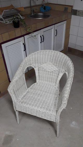 silla terraza