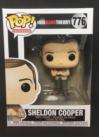 Funko pop Sheldon Cooper #776