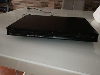 TDT, DVD HD, con salida HDMI
