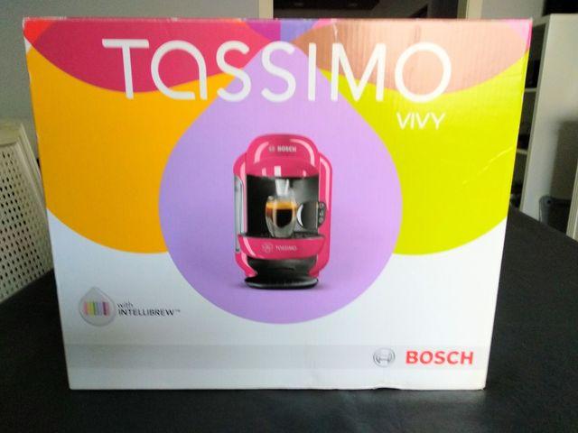 Cafetera Tassimo Bosch