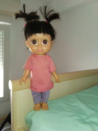 boo muñeca con sonido
