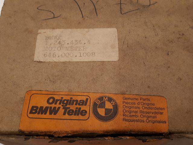 cuenta revoluciones BMW moto