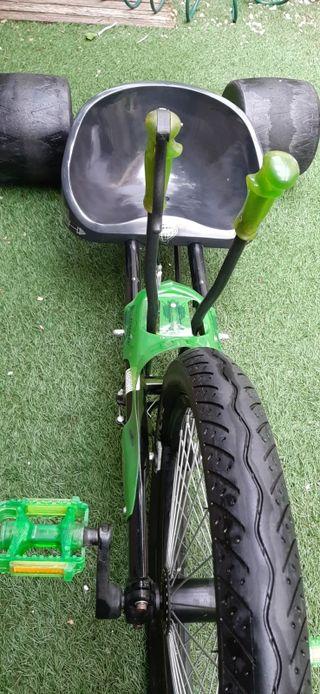 Green machine huffy